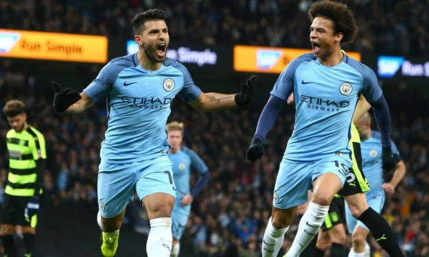 Link Live Streaming Manchester City vs Huddersfield Town