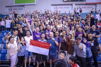 Knights Society Nyawa Tambahan BTN CLS Knights Indonesia.