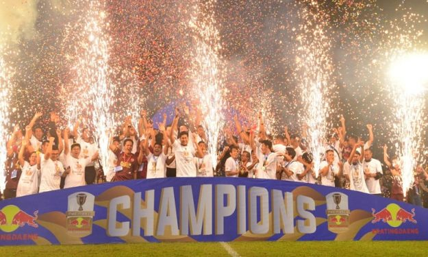 Wagub Sulsel: You Are The Champion PSM Makassar